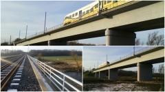 PKP: Nowy most kolejowy Bielawa Dolna – Horka usprawni transport towarów - 07.12.2016