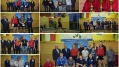Nowy Dwór Gdański. XXXIV Ogólnopolski turniej w podnoszeniu ciężarów o Bursztynową Sztangę - 03.12.2016