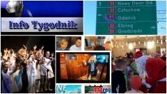 Najważniejsze i najciekawsze wydarzenia minionego tygodnia. Info Tygodnik w nowej formule. Malbork - Sztum - Nowy Dwór Gdański – 09.12.2016