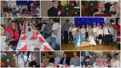 Gmina Ostaszewo. Ciepła, rodzinna Wigilia mieszkańców w Gniazdowie - 11.12.2016