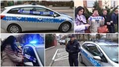 Nowodworska policja dostała nowy samochód dla dzielnicowych. Nowy Dwór Gd – 13.12.2016
