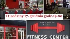 Świętuj 1 urodziny Fitness Center NDG siłowni w Nowym Dworze Gdańskim przy ul. Morskiej - 17.12.2016