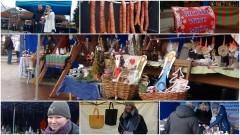 Specjalne, świąteczne stoiska handlowe. Jarmark Bożonarodzeniowy na pl.Kazimierza Jagiellończyka w Malborku - 18.12.2016