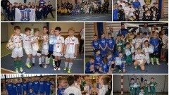 Nowy Dwór Gd. IV Świąteczny Turniej Piłki Nożnej Halowej o Puchar Wójta Gminy Stegna - 17.12.2016