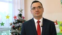Życzenia świąteczno - noworoczne Wójta Gminy Miłoradz Arkadiusza Skorka – 22.12.2016