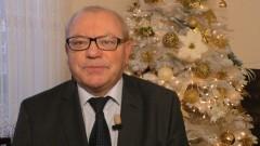 Życzenia świąteczno - noworoczne Starosty Powiatu Malborskiego Mirosława Czapli – 22.12.2016