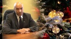 Życzenia Świąteczno - Noworoczne Wójta Gminy Sztutowo Jakuba Farinade - 23.12.2016