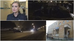 Mężczyzna przyznał się do winy. Pijany kierowca uderzył w słup oświetleniowy na al. Wojska Polskiego w Malborku – 29.12.2016
