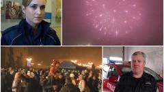 Sylwester i początek roku upłynął spokojnie. Weekendowy raport malborskich służb mundurowych – 02.01.2017