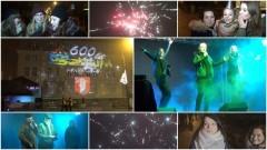 Szampanem, hukiem petard i fajerwerków sztumianie przywitali Nowy Rok 2017!