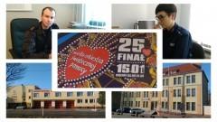 Wolontariusze 25. Finału WOŚP w Sztumie kwestowali bezpiecznie. Weekendowy raport sztumskich służb mundurowych – 16.01.2017