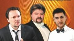"""Zapraszamy na Walentynkowy """"Koncert Trzech tenorów"""" w przyziemiu Ośrodka Konferencyjnego KARWAN w Malborku - 14.02.2017"""