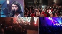 Grupa Pectus zakończyła XXVI Festiwal Boże Narodzenie w Sztuce. Koncert noworoczny w zamkowym Karwanie w Malborku - 20.01.2017