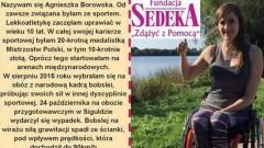 SZTUM: Zantyr dziękuje za wsparcie Agnieszki Borowskiej. Uzbierano ponad 32 tys. zł - 24.01.2017