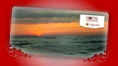 Walentynki 2017 - Hotel Continental zaprasza wszystkich zakochanych do Krynicy Morskiej !