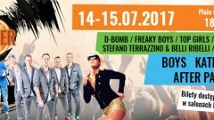 Gmina Stegna Zapraszamy na Summer Amber Festival. - 14-15.07.2017