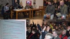 Mikoszewo. Mieszkańcy wyrazili swój sprzeciw. Przyjęto uchwały - 3.02.2017