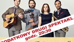 Malbork. Drugi spektakl Kabaretu Hrabi - 04.03.2017