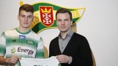 Karol Fila podpisał nowy kontrakt z Lechią Gdańsk. - 09.02.2017