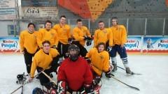 UKS Bombek mistrzem VII edycji rozgrywek Regionalnej Ligi Hokeja na Lodzie w Malborku - 19.02.2017