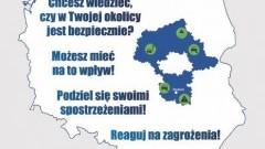 Krajowa mapa zagrożeń. Mieszkańcy powiatu Sztumskiego aktywnie włączyli się w przeciwdziałania niepożądanym zachowaniom - 20.02.2017
