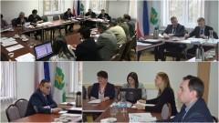 Współpraca projekt Bezpieczne Żuławy. XXIII Sesja Rady Gminy Ostaszewo - 21.02.2017