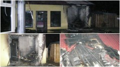 200 tys. zł. strat w pożarze lokalu gastronomicznego w miejscowości Cisy, gm. Malbork - 22.02.2017