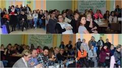 Mieszkańcy Jantaru i Mikoszewa na sesji. Zmiany w oświacie. XXIX Sesja Rady Gminy Stegna - 28.02.2017