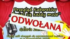 """Nowostawskie Centrum Kultury i Biblioteki zaprasza na przegląd Kabaretów """"Śmiać się każdy może"""" - 31.03.2017"""