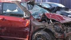 S22 : Przeżyła wypadek, chwilę później zginęła potrącona przez lawetę -11-12.03.2017