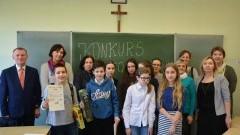 Gminny Konkurs Ortograficzny w Zespole Szkolno-Przedszkolnym w Kmiecinie - 14.03.2017
