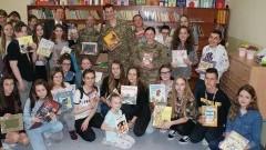 Zespół Szkół w Stegnie odwiedzili niezwykli goście - 20.03.2017