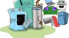 Zbiórka odpadów wielkogabarytowych oraz zużytego sprzętu elektrycznego i elektronicznego w Malborku - 08.04.2017
