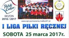 Mecz Polski Cukier POMEZANIA Malbork – WKS Śląsk Wrocław już w sobotę – 25.03.2017