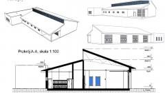 Rozpoczęła się budowa nowych warsztatów w Zespole Szkół Zawodowych w Barlewiczkach – 10.03.2017