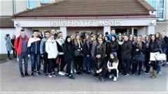Uczniowie II LO w Malborku odwiedzili SWPS w Sopocie - 22.03.2017