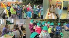 Uczniowie Szkoły Podstawowej w Jantarze witali nadejście wiosny - 20.03.2017