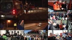 Sztum: 23-latek zginął pod kołami pociągu. Pożary traw, pomoc osobom otyłym. Funkcjonariusze tłumnie oddawali krew. Raport weekendowy sztumskich służb mundurowych – 27.03.2017