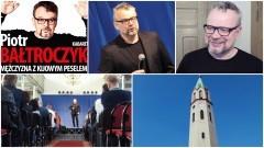 """""""Mężczyzna z Kijowym PESELEM"""". Piotr Bałtroczyk w Nowym Stawie – 01.04.2017"""