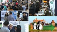 XIII Targi Pracy w Malborku. 55 wystawców i tłum potencjalnych pracowników – 07.04.2017