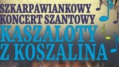 Drewnica. Zapraszamy na szantowy koncert: KASZALOTÓW Z KOSZALINA - 22.04.2017