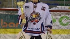 Bartek Grabara zawodnik UKS Bombek SP3 zajął I miejsce w finałach mistrzostw Polski w Sanoku - 08-09.04.2017