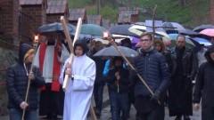 Dzierzgońska Droga Krzyżowa ulicami miasta. Wielkopostne rozważania o grzechu, śmierci i zbawieniu – 12.04.2017