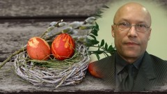 Wójt Gminy Sztutowo, Jakub Farinade składa mieszkańcom gminy życzenia wielkanocne (wideo)