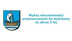 Ogłoszenie Wójta Gminy Sztutowo o wykazie nieruchomości przeznaczonych do dzierżawy - 19.04.2017