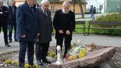 Nowy Dwór Gdański. Julius Hizn wraz z niemiecką delegacją odwiedził powiat nowodworski. - 24.04.2017