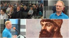 Malbork: Nawrócenie i Chrzest Mieszka. Wykład Philipa Earla Steele w Szkole Łacińskiej - 21.04.2017