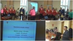 Podsumowanie programu onkologicznego, nagrodzenie wyróżniającej się młodzieży i dyskusja o Konstytucji RP z 1997 r. XXX sesja Rady Powiatu Sztumskiego - 25.04.2017