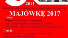 Sztum. Zapraszamy na Majówkę 2017 - 01-03.05.2017