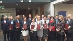 Gmina Stegna. Umowa na modernizacje energetyczną budynków w Gminie Stegna podpisana - 28.04.2017